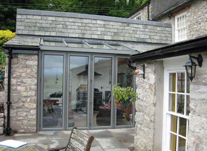 Gordon smith architect south lakes build an extension or for Building a kitchen extension ideas