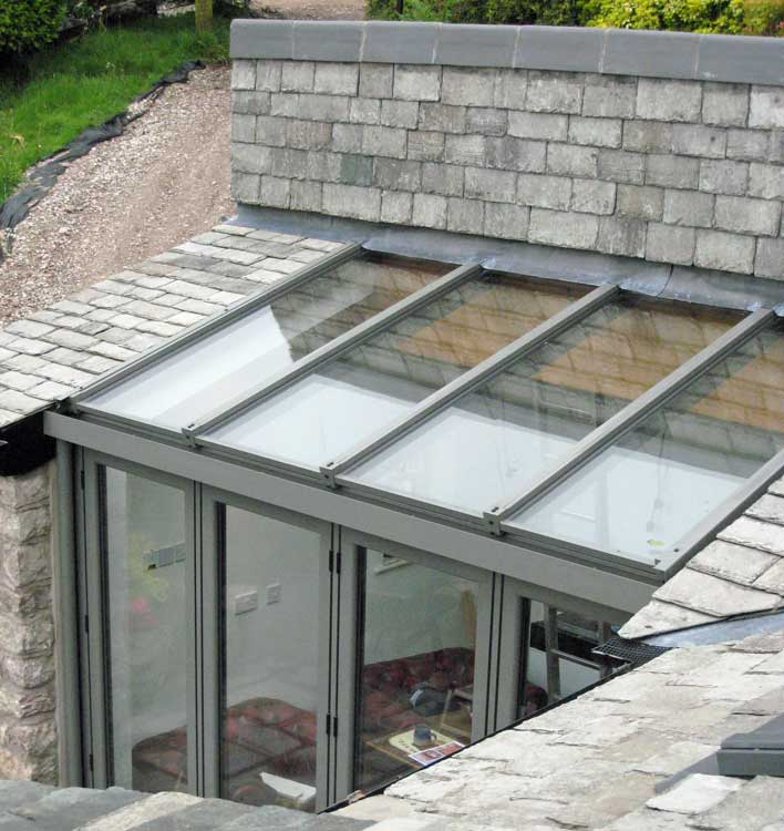 Gordon Smith Architect South Lakes Build An Extension Or
